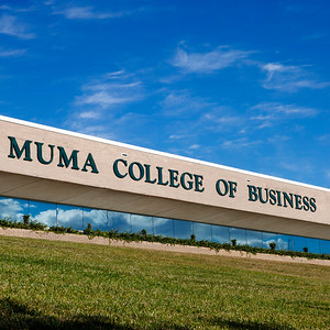 Support Muma College of Business