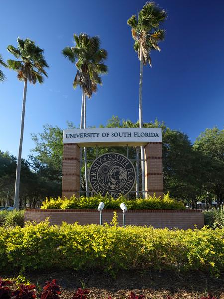 APRIL 25, 2017 - TAMPA, FLORIDA:  Photo by Matt May/University South Florida Foundation