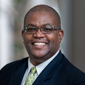 R. Anthony Rolle, Dean