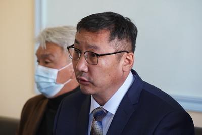 2021 оныесдүгээр сарын 9. Mонголын боксын холбооноос цаг үеийн асуудлаар мэдээлэл хийлээ. ГЭРЭЛ ЗУРГИЙГ И.НОМИН/MPA