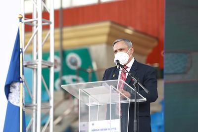 2021 оны есдүгээр сарын 17. Намрын ногоон өдрүүд Үндэсний үйлдвэрлэл 2021 нэгдсэн арга хэмжээ эхэллээ. ГЭРЭЛ ЗУРГИЙГ Д.ЗАНДАНБАТ|MPA