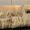 Amphion - Sofa de glace