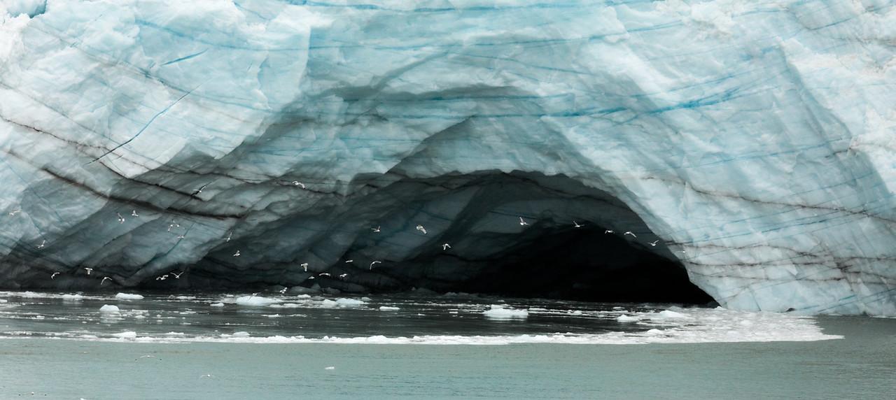 Margerie Glacier Cave
