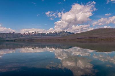 Lake McDonald Valley