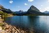 Swiftcurrent Lake at Many Glacier