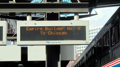 Amtrak's Empire Builder