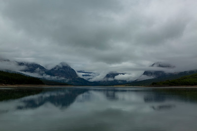 Lewis Range and Swiftcurrent Lake