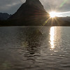 Sunburst, Grinnel Point, Swiftcurrent Lake