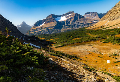 Piegan Mountain, GNP