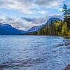 Lake McDonald Bluster