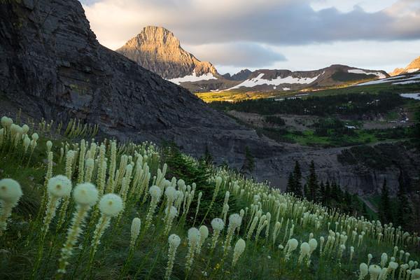 Sunrise in Glacier