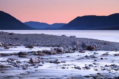 Glacial Lake Serenity