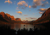 St Mary's Lake - Glacier National Park, Montana - Alvin Riesbeck - July 2012