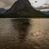 Swiftcurrent Lake, Grinnel Point, Evening