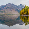 Refelective Lake McDonald
