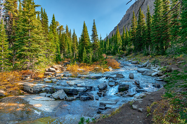 Fall colors, GNP