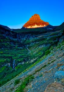 Clements Mountain, Montana