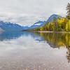 Lake McDonald Shimmer