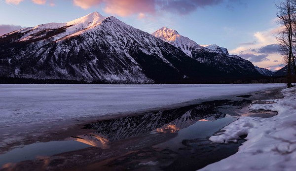 The Thaw - Lake McDonald