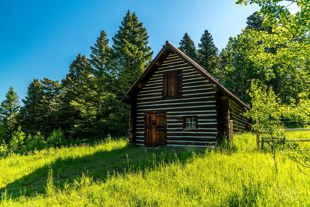 Old Ranger Barn