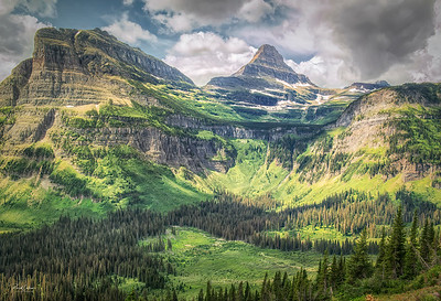 Going To The Sun Road (1)