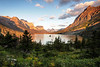 Lake St Mary - Glacier National Park, Montana - Renant Cheng - July 2012
