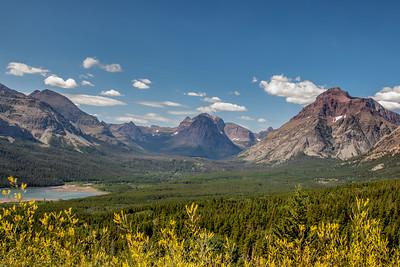 Two Medicine area, Glacier National Park
