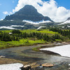 Reynolds Creek, Logan Pass