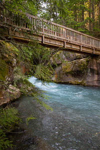 Avalanche Creek Bridge
