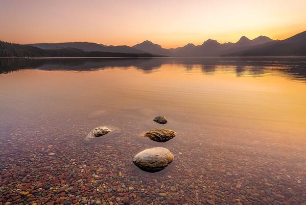 Still Morning - Lake McDonald