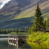 Glacier - Swiftcurrent Lake