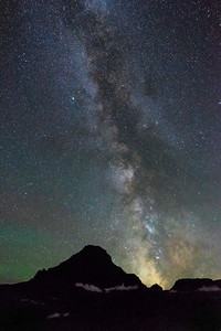 Glacier - Reynolds Milky Way