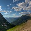 Glacier - Cloudy View