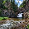 Glacier - Running Eagle Falls