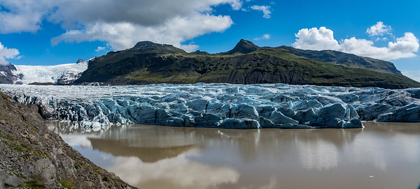 Svinafellsjokull Glacier - Iceland