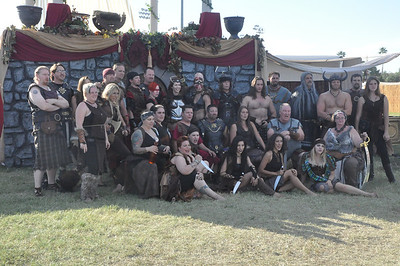 Gladius 7 October 2012 Group Photos
