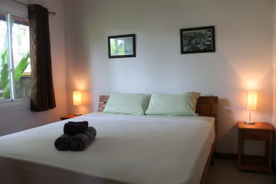 Glai Talay Villa Bedroom Long Beach, Ko Lanta