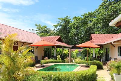 Glai Talay Villa Pool Long Beach, Ko Lanta