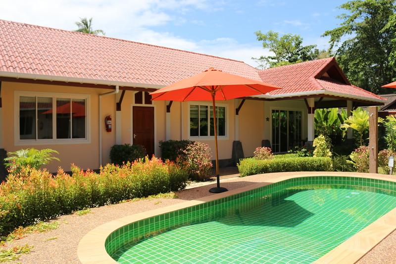 Glai Talay Villa  Pool