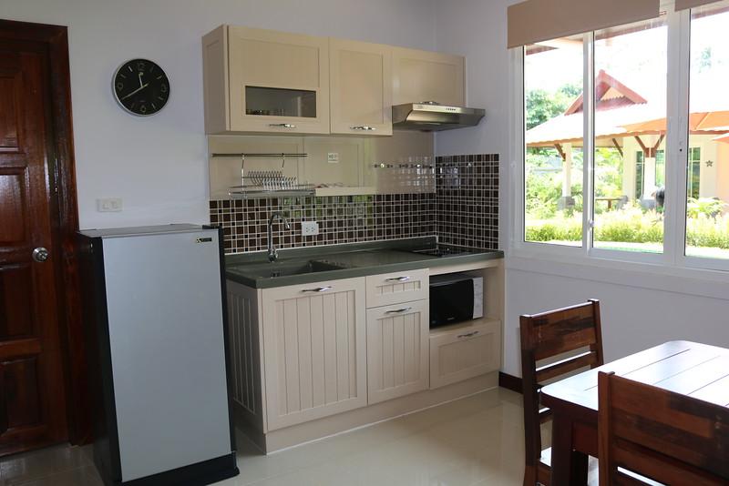 Glai Talay Villa Kitchen