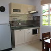 Glai Talay Villa Kitchen