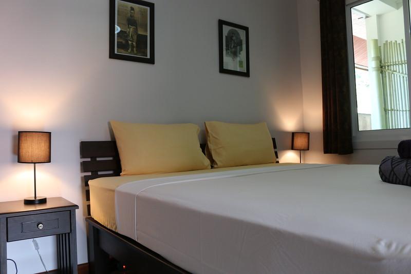Glai Talay Villa Bedroom
