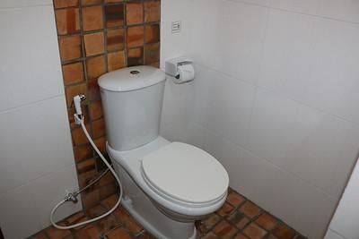 Glai Talay Villa Bathroom Long Beach, Ko Lanta