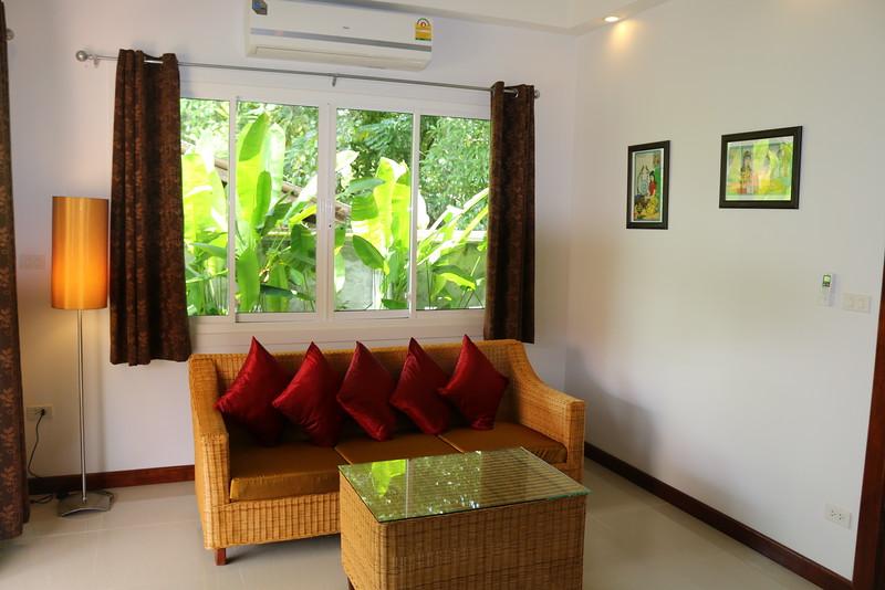 Glai Talay Villa Lounge