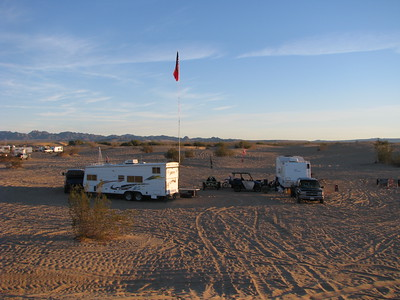 Glamis New Years 2012