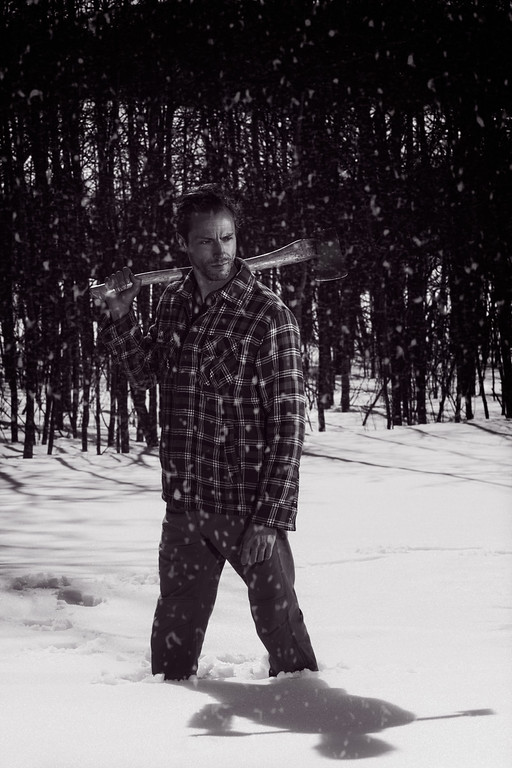 Ian The Lumberjack