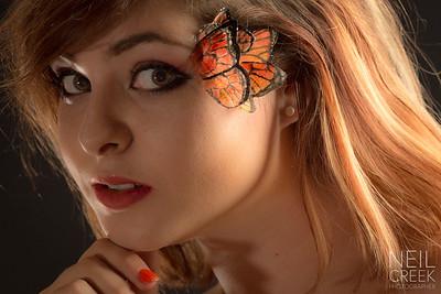 Grace Red Bra - 150322