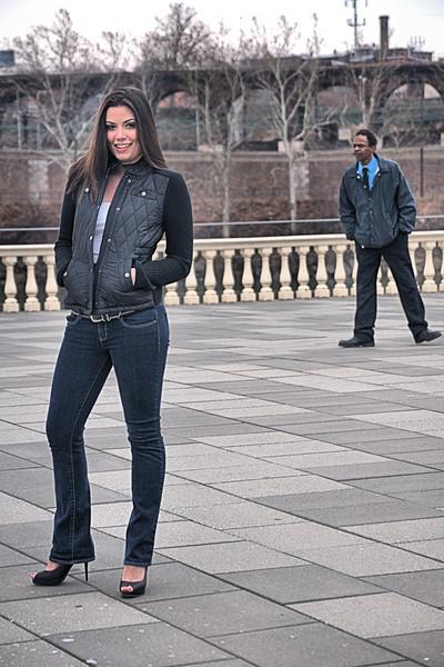 Phila Smug Mug-Feb Model shoot