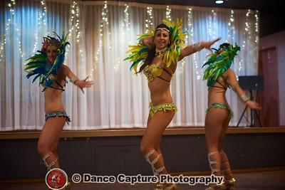 Samba - Glamourosas