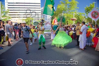 Parade - Glamourosas & Subsdance